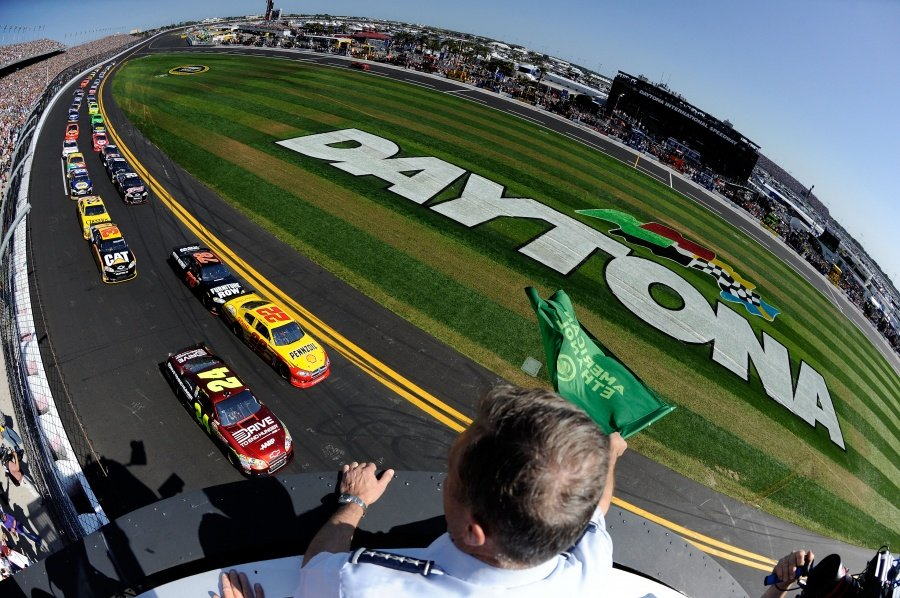 2014 Daytona Speedweeks TV Schedule