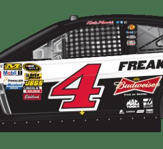 4-Kevin-Harvick-Daytona-Sprint-Unlimited-Paint-Scheme
