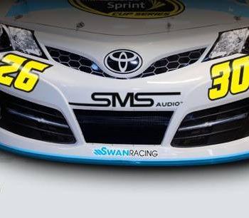 50 Cent NASCAR Sponsorship SMS Audio