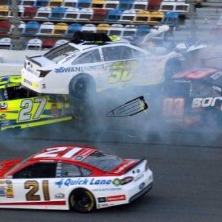 Big Daytona Crash ( NASCAR Cup )