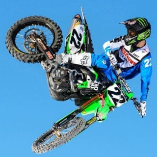 Chad Reed Kawaski ( Supercross )