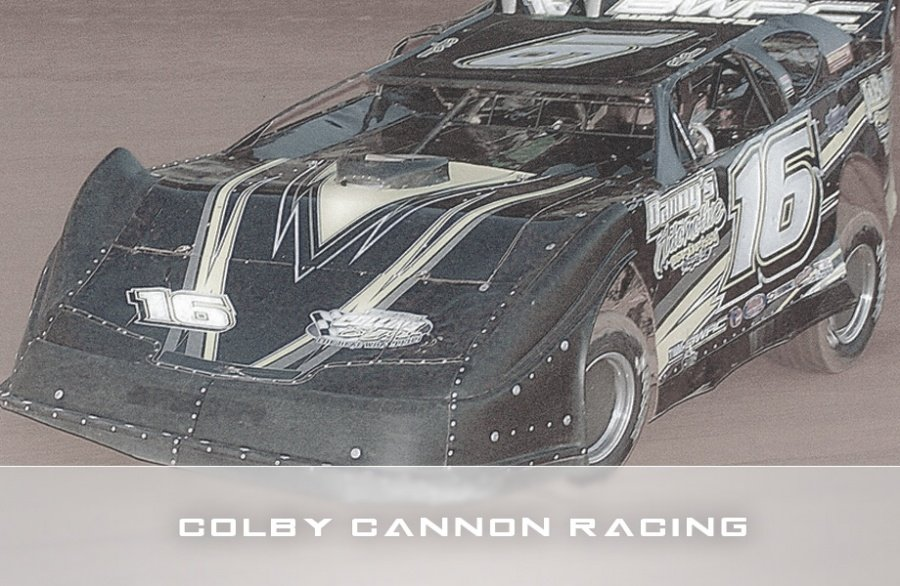 Colby Cannon Racing ( Dirt Late Model Driver )