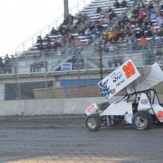 Lawson Racing Sprint Car Website