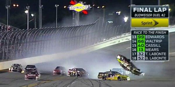NASCAR CUP: Daytona Duels Results