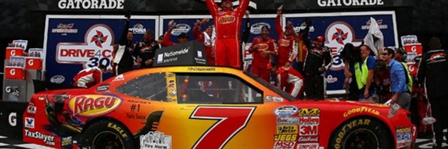NASCAR NATIONWIDE: Daytona Nationwide Results
