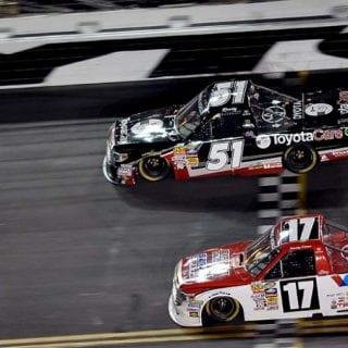 Daytona Truck Results ( NASCAR Truck Series )