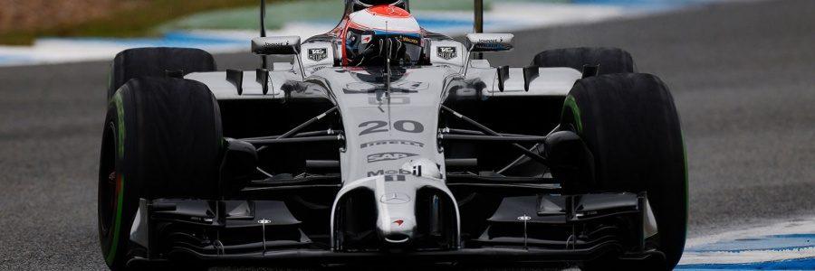 F1: Testing Results Jerez