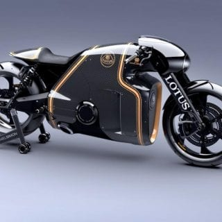 Lotus C-01 Motorcycle ( BIKES )