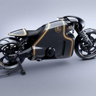 Lotus C-01 Motorcycle Photos ( BIKES )
