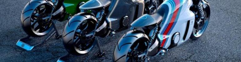 BIKES: Lotus C-01 Motorcycle