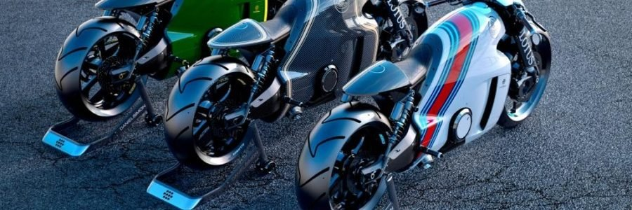 BIKES: Lotus C-01 Motorcycle