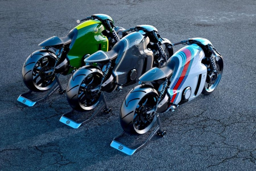 Lotus C-01 Motorcycles ( BIKES )