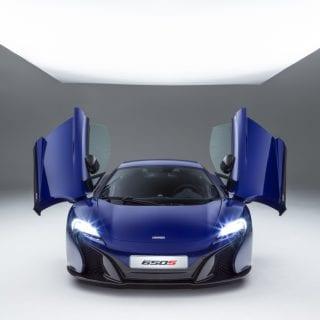 McLaren 650S Doors ( CARS )