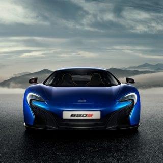 McLaren 650S Front ( CARS )
