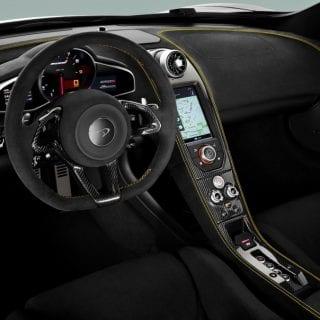 McLaren 650S Interior ( CARS )