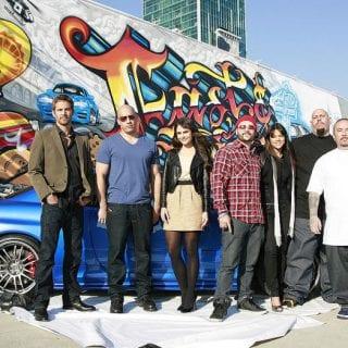 Paul Walker Skyline Fast and the Furious Movie Car ( CARS )