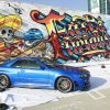 Paul Walker Skyline For Sale Graffiti ( CAR )