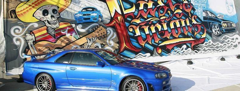 CARS: Paul Walker Skyline For Sale