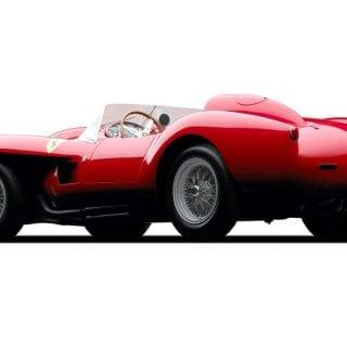 Ralph Lauren Car Collection Ferrari 3 ( CARS )