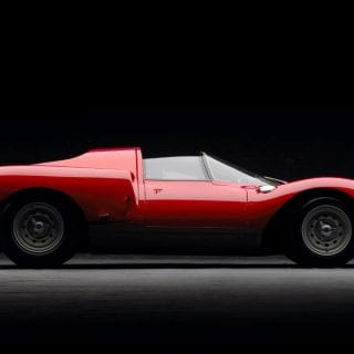 Ralph Lauren Car Collection Ferrari 4 ( CARS )