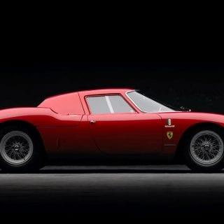 Ralph Lauren Car Collection Ferrari ( CARS )