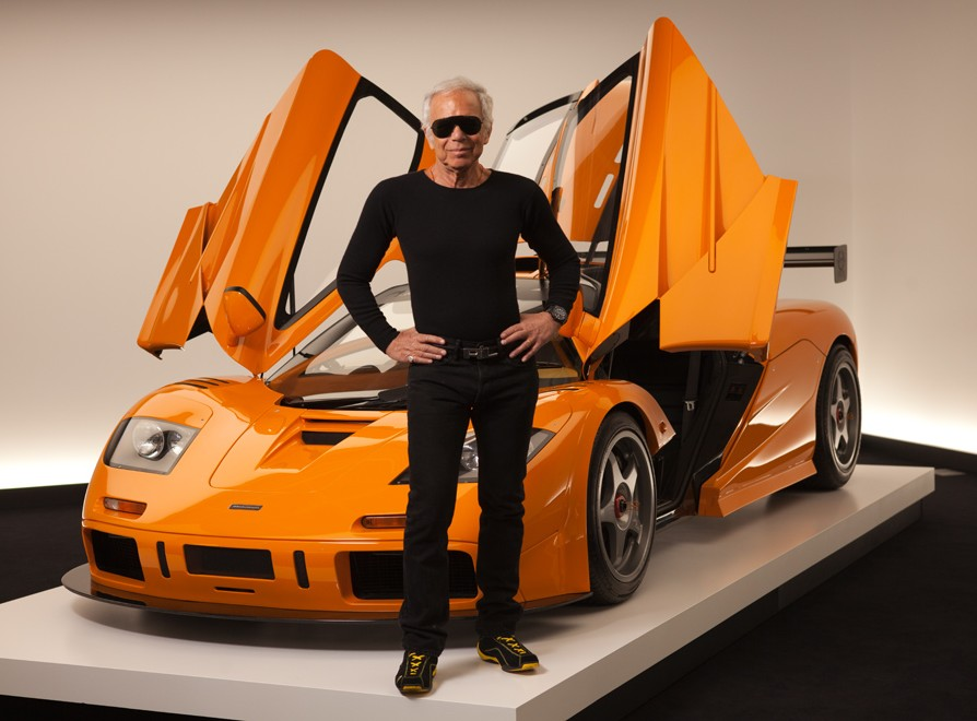 Ralph Lauren Car Collection McLaren F1 ( CARS )