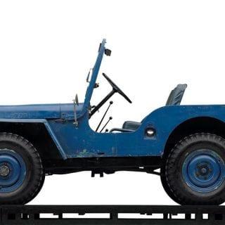 Ralph Lauren Jeep ( CARS )