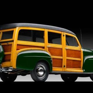 Ralph Lauren Woody Station Wagon ( CARS )