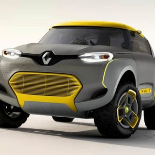 Renault Kwid Concept Car Front ( CARS )