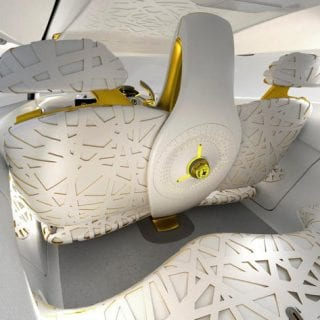 Renault Kwid Concept Car Seats ( CARS )