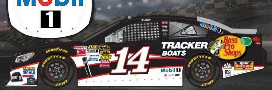 NASCAR CUP: Sprint Unlimited Paint Schemes