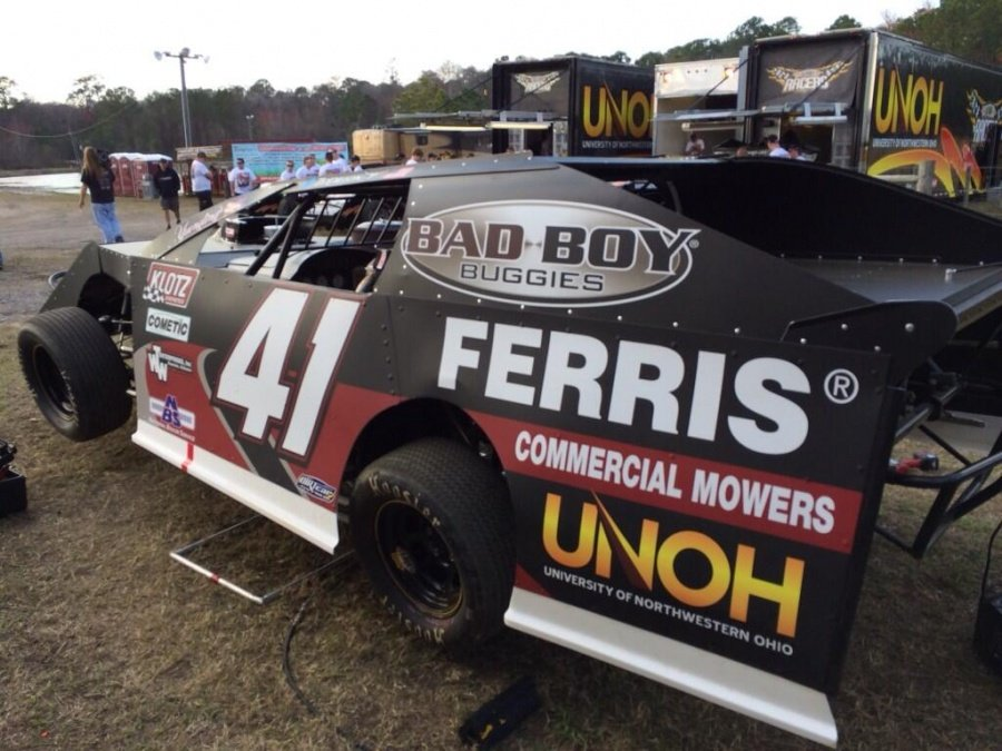Ty Dillon Dirt Modified ( DIRTcar Nationals 2014 Results )