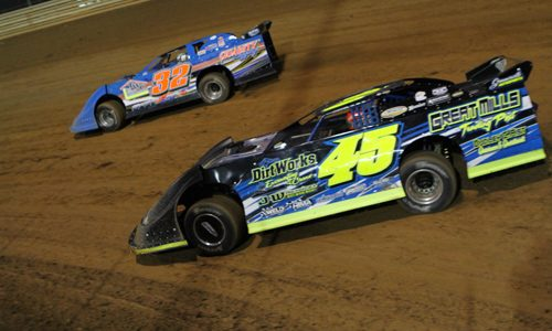 DIRT LATE MODEL: Virginia Motor Speedway Fastrak World Championship