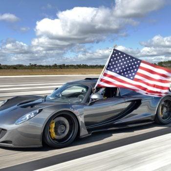 World's Fastest Car The Hennessey Venom GT