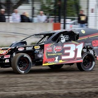 Davenport Speedway Web Design Launched ( Walters Web Design )