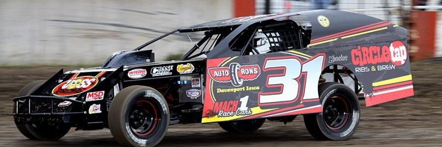 DIRT RACING: Davenport Speedway Web Design Launched