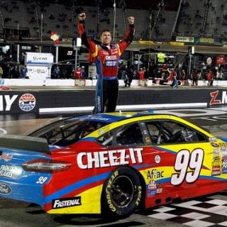 Carl Edwards - Bristol Cup Results ( NASCAR )