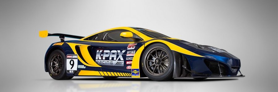 TOURING: K-PAX Racing Launches McLAREN 12C GT3