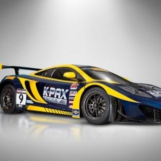 K-PAX Racing McLAREN 12C GT3 Photos