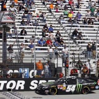 Kyle Busch Bristol Nationwide Results ( NASCAR )