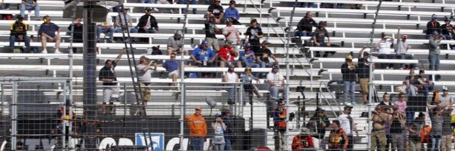 NASCAR NATIONWIDE: Bristol Nationwide Results