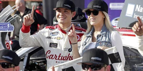 NASCAR CUP: Kyle Larson's Girlfriend Katelyn Sweet