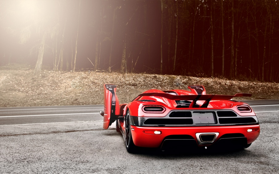 Manhattan Motorcars Koenigsegg To US AgeraR ( Cars )