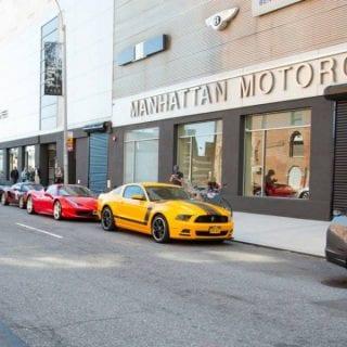 Manhattan Motorcars New York ( Cars )