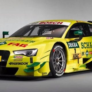Mike Rockenfeller Audi RS 5 DTM Photos ( Audi Motorsport )
