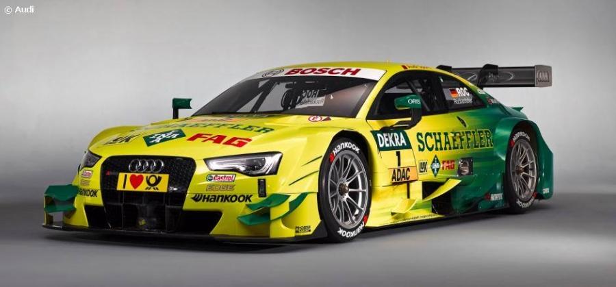 Mike Rockenfeller Audi RS 5 DTM Photos ( Audi Motorsport )