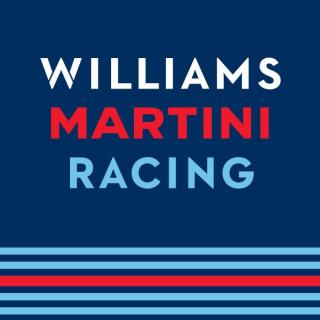 Williams Martini Racing Logo ( F1 )