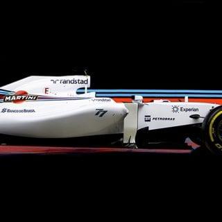 Williams Martini Racing Stripes ( Formula 1 )