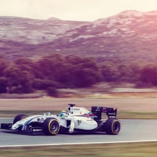 Williams Martini Racing Sunset ( F1 )