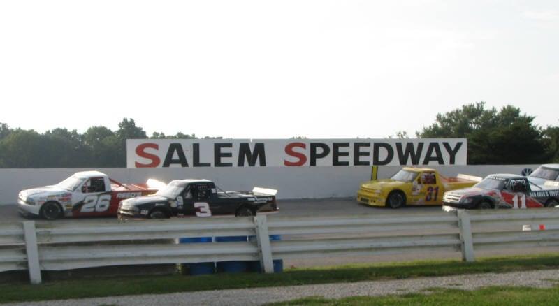 ARCA Racing Series Salem Speedway
